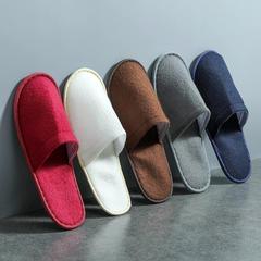 实!棉拖鞋-单条纹款一次性酒店拖鞋P361