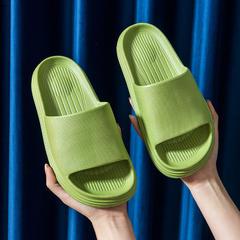 新品推荐!凉拖鞋-YS-216大圆点鞋底竖条款凉拖P665
