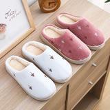 棉拖鞋-小树款(WK-036/N530)