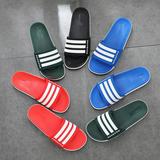 凉拖鞋-RX-1901英文三条杠款(WK-019/N304)