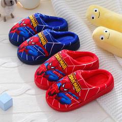 新品推荐!棉拖鞋-蜘蛛侠亲子款儿童包跟棉鞋(蜘蛛侠T-GW)