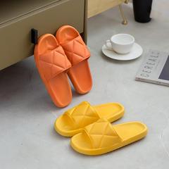 新品推荐!凉拖鞋-2191方形格子条纹款凉拖P583
