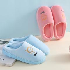 实!棉拖鞋-IBEL卡通动物款低跟儿童棉拖P514